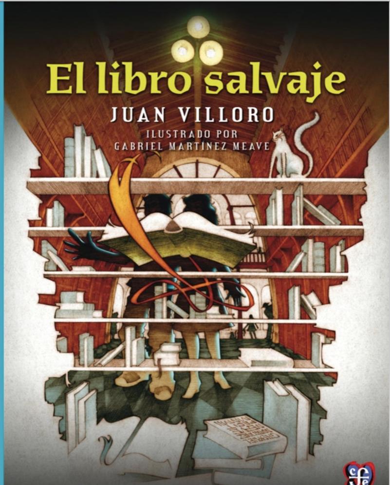 Foto. Libro Salvajejpg